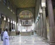 Intérieur de la basiliqe