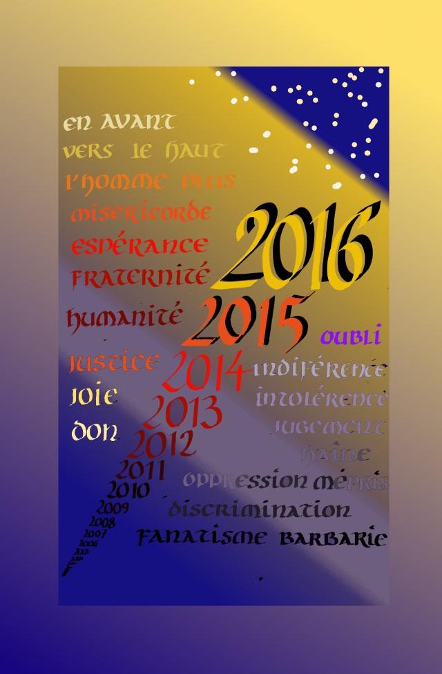 voeux 2016 cadre bleuclaire
